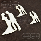 chipboard newlyweds 6 pieces