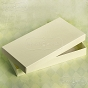 rectangle box Latarnia Morska ivory for a greeting card DL