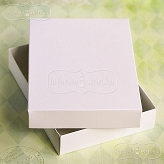 box Latarnia Morska white for a greeting card C6