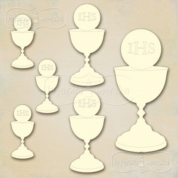 First Communion  Collection - Chalice 6 pcs.